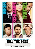 Horrible Bosses - German Movie Poster (xs thumbnail)