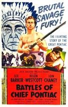Battles of Chief Pontiac - Movie Poster (xs thumbnail)