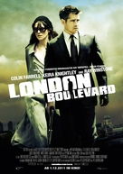 London Boulevard - German Movie Poster (xs thumbnail)