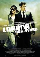 London Boulevard - German Movie Poster (xs thumbnail)