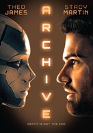 Archive - DVD movie cover (xs thumbnail)