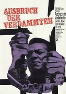 Riot - German Movie Poster (xs thumbnail)