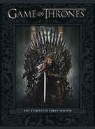 """Game of Thrones"" - DVD movie cover (xs thumbnail)"
