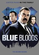 """""""Blue Bloods"""" - DVD cover (xs thumbnail)"""