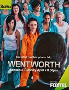 """Wentworth"" - Australian Movie Poster (xs thumbnail)"