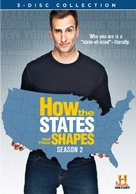 """How the States Got Their Shapes"" - DVD cover (xs thumbnail)"