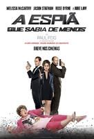 Spy - Brazilian Movie Poster (xs thumbnail)