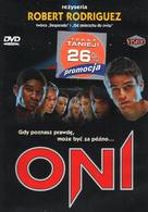 The Faculty - Polish DVD movie cover (xs thumbnail)