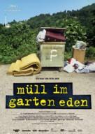 Müll im Garten Eden - German Movie Poster (xs thumbnail)