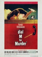 Dial M for Murder - Movie Poster (xs thumbnail)