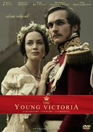 The Young Victoria - Australian Movie Cover (xs thumbnail)