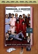 The Royal Tenenbaums - Hungarian DVD cover (xs thumbnail)