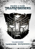 Transformers: Revenge of the Fallen - Czech DVD cover (xs thumbnail)