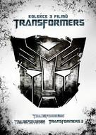 Transformers: Revenge of the Fallen - Czech DVD movie cover (xs thumbnail)