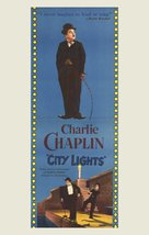 City Lights - Movie Poster (xs thumbnail)