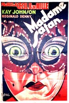 Madam Satan - French Movie Poster (xs thumbnail)