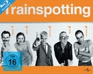 Trainspotting - German Blu-Ray cover (xs thumbnail)