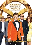 Kingsman: The Golden Circle - Movie Cover (xs thumbnail)
