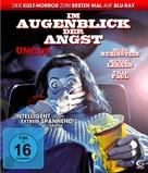 Angustia - German Blu-Ray movie cover (xs thumbnail)