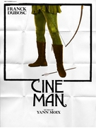 Cinéman - French Movie Poster (xs thumbnail)