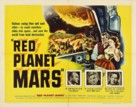 Red Planet Mars - Movie Poster (xs thumbnail)