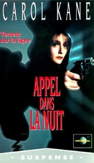 When a Stranger Calls Back - French VHS movie cover (xs thumbnail)