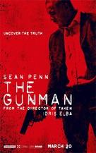 The Gunman - Movie Poster (xs thumbnail)