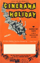 Cinerama Holiday - Movie Poster (xs thumbnail)