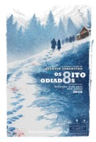 The Hateful Eight - Brazilian Movie Poster (xs thumbnail)