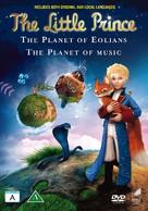 """""""Le petit prince"""" - Danish DVD cover (xs thumbnail)"""