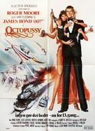 Octopussy - Danish Movie Poster (xs thumbnail)