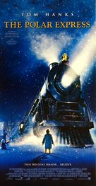 The Polar Express - Australian Advance movie poster (xs thumbnail)