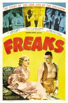 Freaks - Re-release poster (xs thumbnail)