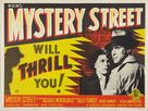 Mystery Street - British Movie Poster (xs thumbnail)