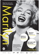 Marilyn - Czech Re-release poster (xs thumbnail)