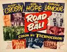 Road to Bali - Movie Poster (xs thumbnail)