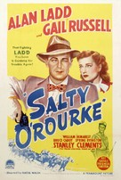 Salty O'Rourke - Australian Movie Poster (xs thumbnail)