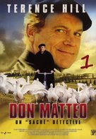 """""""Don Matteo"""" - French Movie Cover (xs thumbnail)"""