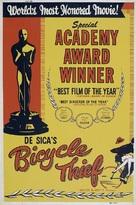Ladri di biciclette - Movie Poster (xs thumbnail)