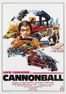 Cannonball! - Italian Movie Poster (xs thumbnail)