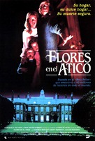 Flowers in the Attic - Spanish Movie Poster (xs thumbnail)
