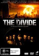 The Divide - Australian DVD cover (xs thumbnail)