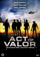 Act of Valor - Dutch DVD cover (xs thumbnail)