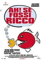 Ah! Si j'étais riche - Italian poster (xs thumbnail)