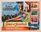 Sins of Jezebel - Movie Poster (xs thumbnail)