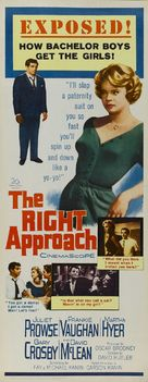 The Right Approach - Movie Poster (xs thumbnail)