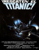 Raise the Titanic - Spanish Movie Poster (xs thumbnail)