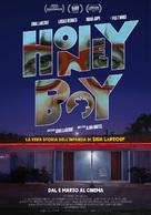 Honey Boy - Italian Movie Poster (xs thumbnail)