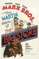 The Big Store - Movie Poster (xs thumbnail)