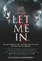 Let Me In - British Movie Poster (xs thumbnail)